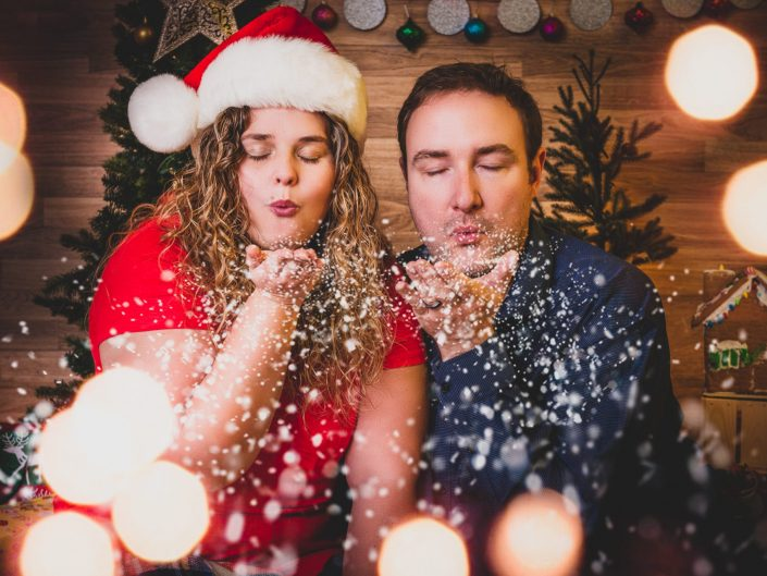 Kristina & Mike's Christmas 2018